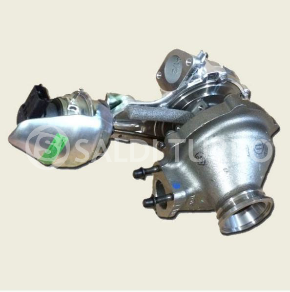 turbokompresorių remontas
